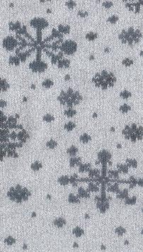 Tubolare Lurex Fiocco - TU412 - grigio e grigio scuro