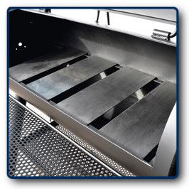 Hitzeverteilplatten Kit