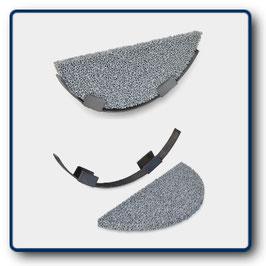 BBQ-Stone mit Halterung (Russpartikelfilter)