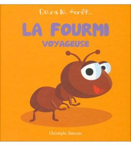 """Livre """"La fourmi voyageuse"""""""