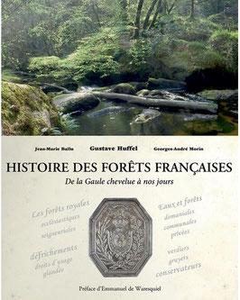 """Livre """"Histoire des forêts françaises"""""""