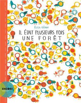 """Livre """"Il était une fois plusieurs forêts"""""""