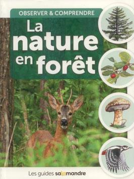 """Livre """"La nature en forêt"""""""