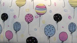 Lichteffekt Luftballons UV-Strahlen