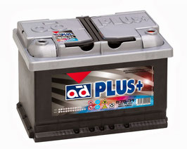 Auto Batterien  AD PLUS+