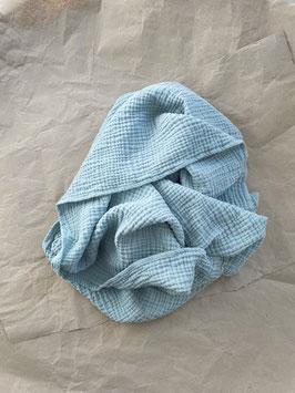 Tripple- Musselin Tuch mint