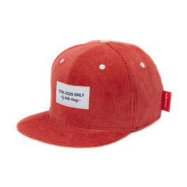 Casquette Velours Sweet Terracotta