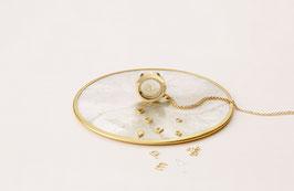 Amulette à Gri-Gri + Aigue-Marine  (L&A)