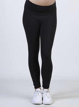 Leggings Noir Longs Coton