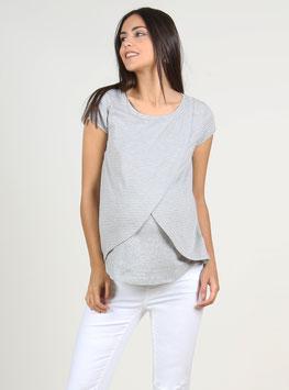 T-shirt Croisé (G&A)