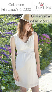 Robe Blanche Balloon (G)
