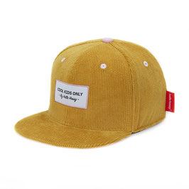 Casquette Velours Sweet Honey