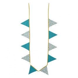 Guirlande fanions coton (A&D)