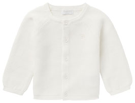 Gilet Naga Blanc Coton Bio