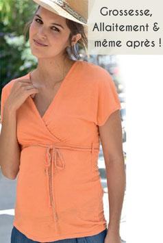 Top Kimono Orange (G&A)