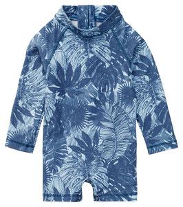 Combinaison de Bain Palmes Anti-UV