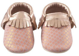 Chaussons Starlette Rose