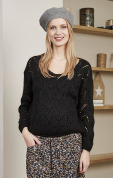 Pull Maille Ajourée (G)