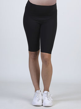 Cycliste Noir Coton