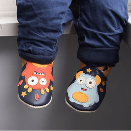 Chaussons Monstres