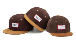Casquette Velours Sweet Brownie