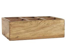 IB LAURSEN Kiste mit 6 Fächern UNIKA