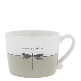 BASTION COLLECTION Tasse Libelle BEAUTIFUL DAY