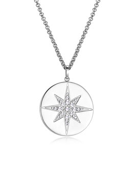 ICRUSH Ethereal Kette Silber