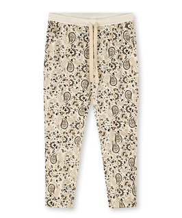 10DAYS - CROPPED JOGGER paisley
