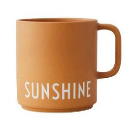 DESIGN LETTERS Tasse SUNSHINE