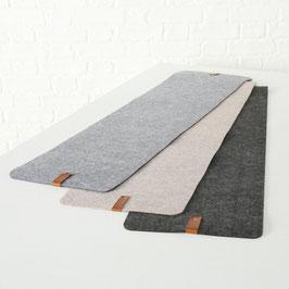 Filz-Tischläufer (3 Farben bitte wählen)
