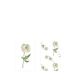 STOREFACTORY Streichhölzer VALLMO (Blume) weiß