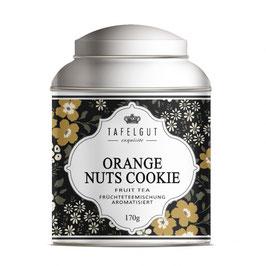 TAFELGUT Tee MINI Orange Nuts Cookie (40gr)