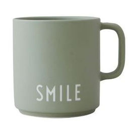 DESIGN LETTERS Tasse SMILE