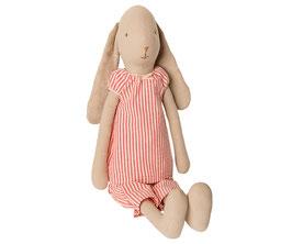 MAILEG Mädchenhase im Schlafanzug