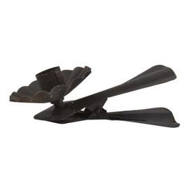 IB LAURSEN Metallclip für Stabkerze schwarz