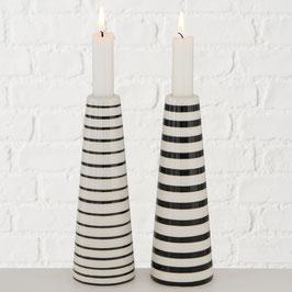 Kerzenständer Stripes (2 Varianten)