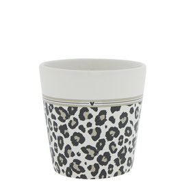 BASTION COLLECTION Becher (Mug) Leopard