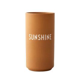DESIGN LETTERS Vase SUNSHINE