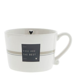 BASTION COLLECTION Tasse wei0 YOU ARE THE BEST