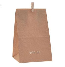 "STOREFACTORY Papiertüte ""GOD JUL"""
