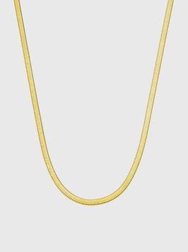 ICRUSH Wide Sleek Kette (Gold)