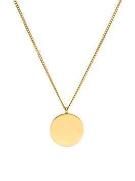 ICRUSH Simplicity Kette Gold