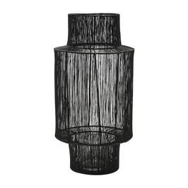 Housedoctor Laterne Tabia schwarz groß