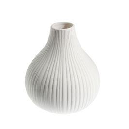 STOREFACTORY Vase Ekenäs weiß groß