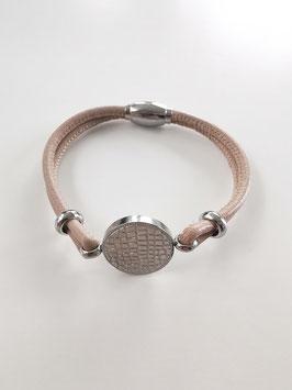 QUDO Armband mit Brosche