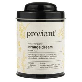 Grüntee Orange Dream Proviant (100gr)