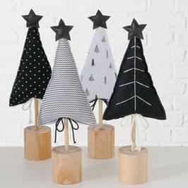 Bäumchen mit Holzständer (4 Varianten)