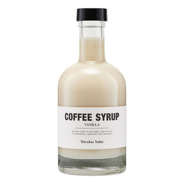 NICOLAS VAHE Sirup, Vanilla (250ml)