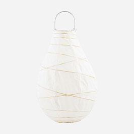 HOUSEDOCTOR Papier-Laterne klein für Teelicht